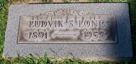 LONG, LUDVIK S. - Stark County, Ohio | LUDVIK S. LONG - Ohio Gravestone Photos