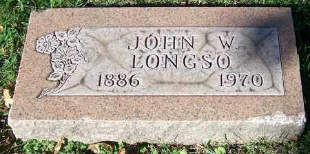 LONGSO, JOHN W. - Stark County, Ohio | JOHN W. LONGSO - Ohio Gravestone Photos