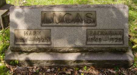 MENDLEIN LUCAS, MARY - Stark County, Ohio | MARY MENDLEIN LUCAS - Ohio Gravestone Photos