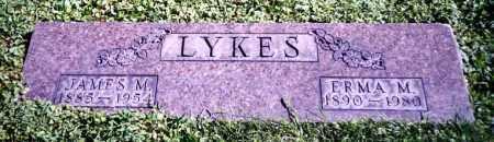 LYKES, JAMES M. - Stark County, Ohio | JAMES M. LYKES - Ohio Gravestone Photos