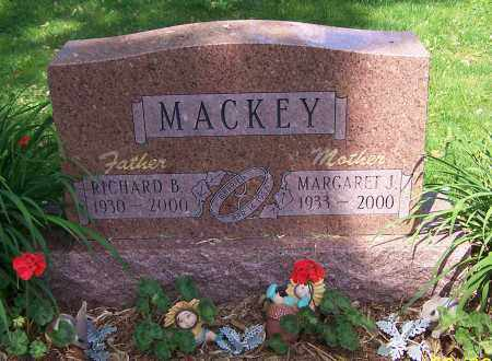 MACKEY, RICHARD B. - Stark County, Ohio | RICHARD B. MACKEY - Ohio Gravestone Photos