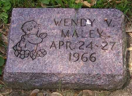 MALEY, WENDY V. - Stark County, Ohio   WENDY V. MALEY - Ohio Gravestone Photos