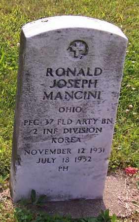 MANCINI, RONALD JOSEPH - Stark County, Ohio | RONALD JOSEPH MANCINI - Ohio Gravestone Photos