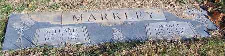 MARKLEY, WILLARD - Stark County, Ohio | WILLARD MARKLEY - Ohio Gravestone Photos