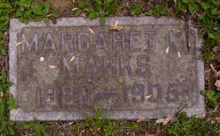 MARKS, MARGARET M. - Stark County, Ohio | MARGARET M. MARKS - Ohio Gravestone Photos