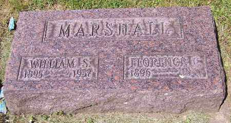 MARSHALL, WILLIAM S. - Stark County, Ohio | WILLIAM S. MARSHALL - Ohio Gravestone Photos