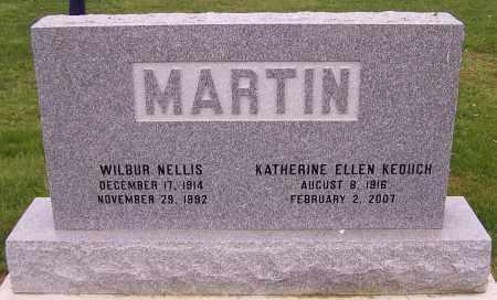 KEOUGH MARTIN, KATHERINE ELLEN - Stark County, Ohio | KATHERINE ELLEN KEOUGH MARTIN - Ohio Gravestone Photos