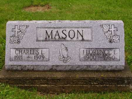 MASON, FLORENCE E. - Stark County, Ohio | FLORENCE E. MASON - Ohio Gravestone Photos