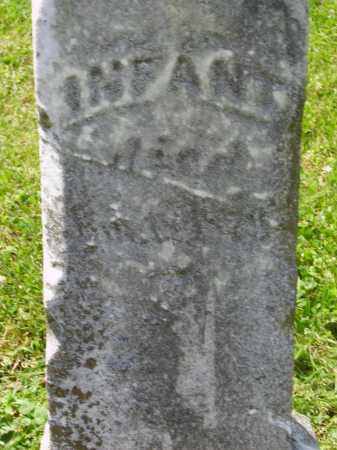 MATHIE, INFANT - Stark County, Ohio | INFANT MATHIE - Ohio Gravestone Photos