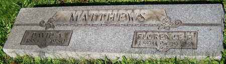 MATTHEWS, DAVID A. - Stark County, Ohio | DAVID A. MATTHEWS - Ohio Gravestone Photos