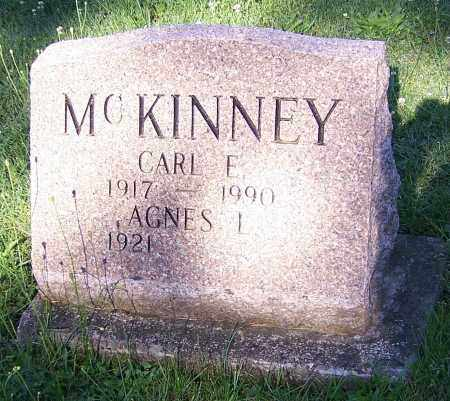 MCKINNEY, CARL E. - Stark County, Ohio | CARL E. MCKINNEY - Ohio Gravestone Photos