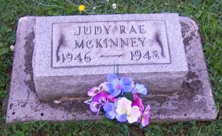 MCKINNEY, JUDY RAE - Stark County, Ohio | JUDY RAE MCKINNEY - Ohio Gravestone Photos