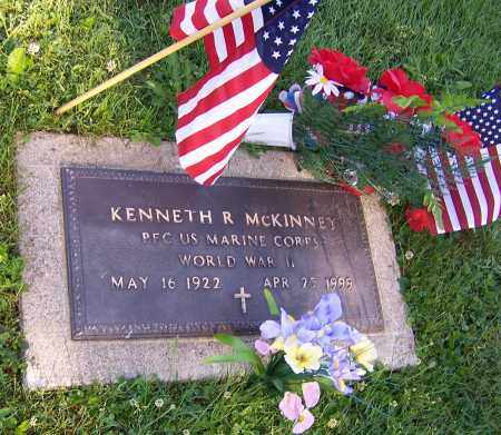MCKINNEY, KENNETH R.  (MIL) - Stark County, Ohio | KENNETH R.  (MIL) MCKINNEY - Ohio Gravestone Photos