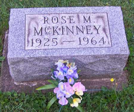 MCKINNEY, ROSE M. - Stark County, Ohio | ROSE M. MCKINNEY - Ohio Gravestone Photos