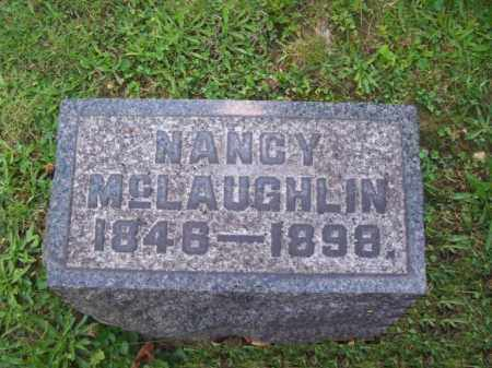 MCLAUGHLIN, NANCY - Stark County, Ohio | NANCY MCLAUGHLIN - Ohio Gravestone Photos