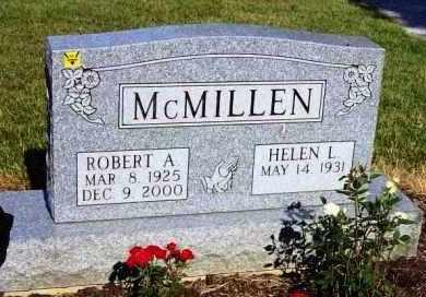 MCMILLEN, ROBERT A. - Stark County, Ohio | ROBERT A. MCMILLEN - Ohio Gravestone Photos
