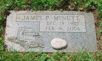 MCNUTT, JAMES P - Stark County, Ohio | JAMES P MCNUTT - Ohio Gravestone Photos