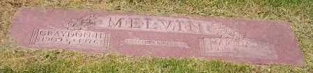 MELVIN, MARTHA E. - Stark County, Ohio | MARTHA E. MELVIN - Ohio Gravestone Photos