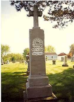 MENEGAY, JOSEPH  CLAUDE - Stark County, Ohio | JOSEPH  CLAUDE MENEGAY - Ohio Gravestone Photos