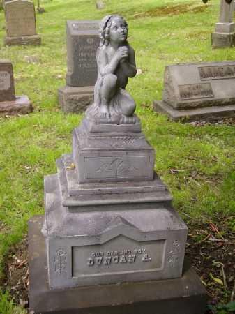 MERRELL, DUCAN A. - Stark County, Ohio | DUCAN A. MERRELL - Ohio Gravestone Photos