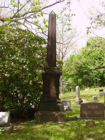 MERRELL FAMILY, MONUMENT - Stark County, Ohio | MONUMENT MERRELL FAMILY - Ohio Gravestone Photos
