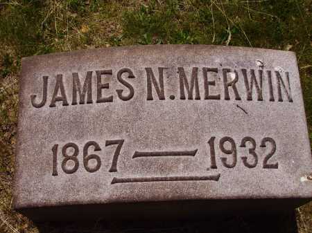 MERWIN, JAMES N. - Stark County, Ohio | JAMES N. MERWIN - Ohio Gravestone Photos