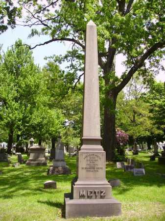 METZ, MONUMENT - Stark County, Ohio | MONUMENT METZ - Ohio Gravestone Photos
