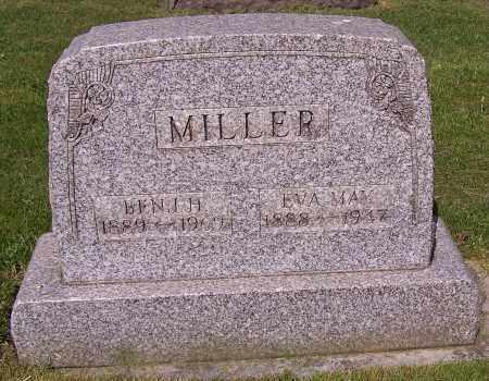 MILLER, BEN J.H. - Stark County, Ohio | BEN J.H. MILLER - Ohio Gravestone Photos