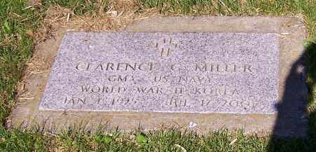 MILLER, CLARENCE G.  (MIL) - Stark County, Ohio | CLARENCE G.  (MIL) MILLER - Ohio Gravestone Photos