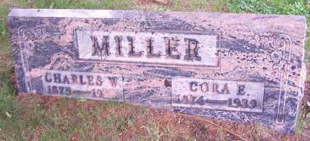 MILLER, CHARLES W. - Stark County, Ohio | CHARLES W. MILLER - Ohio Gravestone Photos