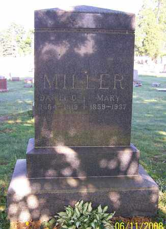 MILLER, MARY - Stark County, Ohio | MARY MILLER - Ohio Gravestone Photos