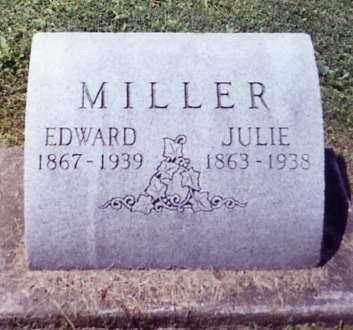 MILLER, JULIE - Stark County, Ohio | JULIE MILLER - Ohio Gravestone Photos