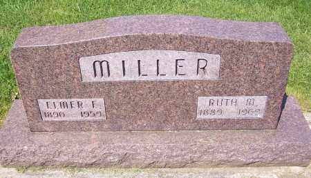 MILLER, RUTH M. - Stark County, Ohio | RUTH M. MILLER - Ohio Gravestone Photos