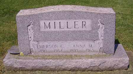 MILLER, ANNA M. - Stark County, Ohio | ANNA M. MILLER - Ohio Gravestone Photos
