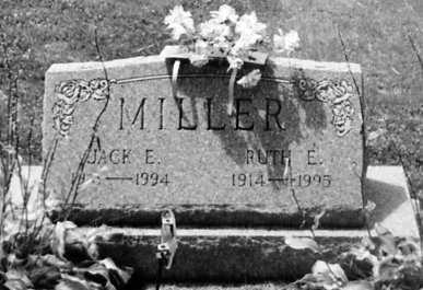 MILLER, JACK E. - Stark County, Ohio | JACK E. MILLER - Ohio Gravestone Photos