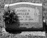 MILLER, JUANITA A. - Stark County, Ohio | JUANITA A. MILLER - Ohio Gravestone Photos