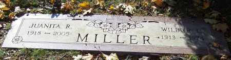 MILLER, JUANITA R. - Stark County, Ohio | JUANITA R. MILLER - Ohio Gravestone Photos
