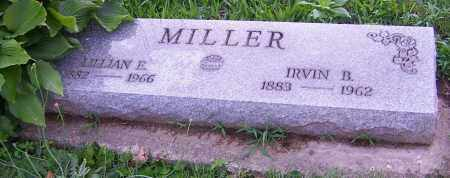 MILLER, LILLIAN E. - Stark County, Ohio | LILLIAN E. MILLER - Ohio Gravestone Photos