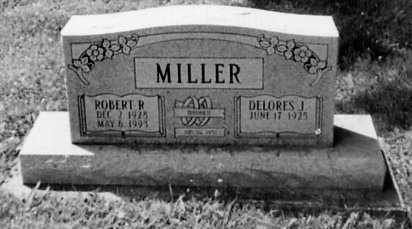 MILLER, ROBERT R. - Stark County, Ohio | ROBERT R. MILLER - Ohio Gravestone Photos