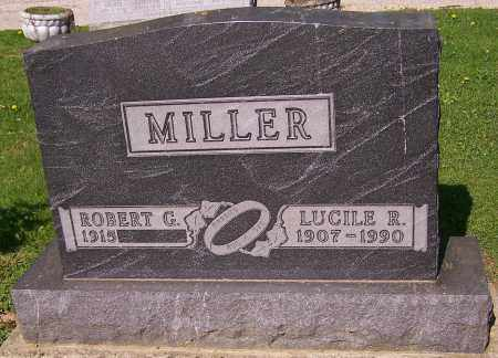 MILLER, ROBERT G. - Stark County, Ohio | ROBERT G. MILLER - Ohio Gravestone Photos