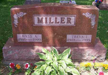 MILLER, ROSS A. - Stark County, Ohio | ROSS A. MILLER - Ohio Gravestone Photos