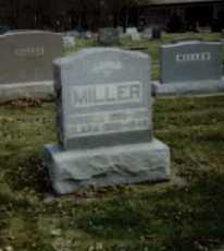 EBIE MILLER, CLARA - Stark County, Ohio | CLARA EBIE MILLER - Ohio Gravestone Photos