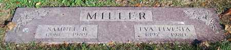 MILLER, EVA ELVESTA - Stark County, Ohio | EVA ELVESTA MILLER - Ohio Gravestone Photos