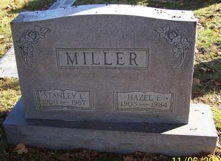 MILLER, STANLEY L. - Stark County, Ohio | STANLEY L. MILLER - Ohio Gravestone Photos