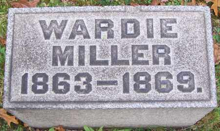 MILLER, WARDIE - Stark County, Ohio | WARDIE MILLER - Ohio Gravestone Photos