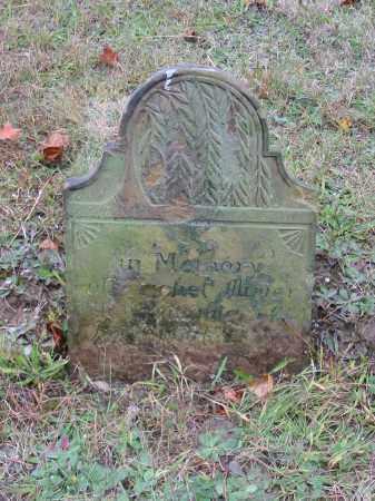 MINIER, RACHEL - Stark County, Ohio | RACHEL MINIER - Ohio Gravestone Photos