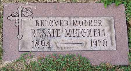 MITCHELL, BESSIE - Stark County, Ohio | BESSIE MITCHELL - Ohio Gravestone Photos