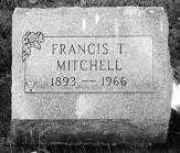MITCHELL, FRANCIS T. - Stark County, Ohio | FRANCIS T. MITCHELL - Ohio Gravestone Photos
