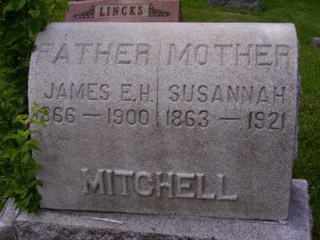 MITCHELL, JAMES H. - Stark County, Ohio | JAMES H. MITCHELL - Ohio Gravestone Photos
