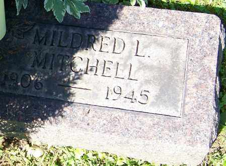 MITCHELL, MILDRED L. - Stark County, Ohio | MILDRED L. MITCHELL - Ohio Gravestone Photos